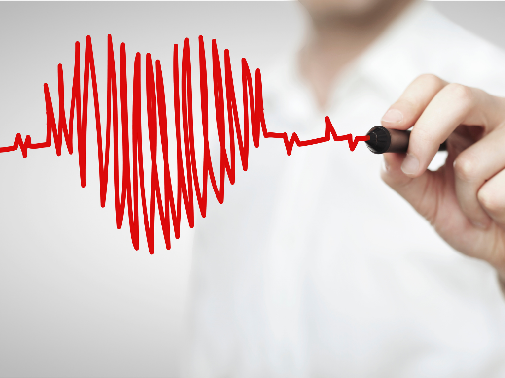 heartbeat-drawing